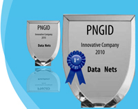 PNGID innovative company 2010 Data nets